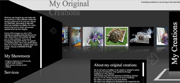 Original creations