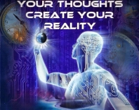 Thoughts create illusions what appear to be real