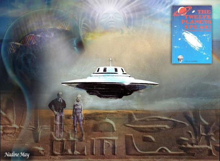 The 12 Planets Speak by Carl van Vlierden