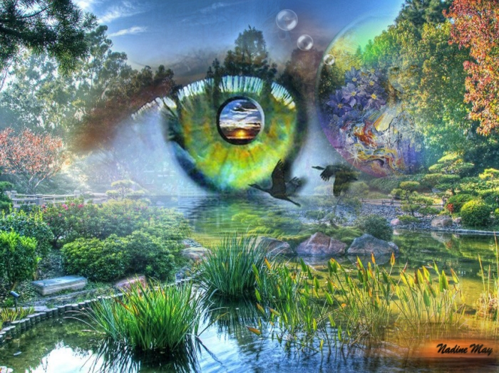 May the visions you hold dear for our planet and everyone on it be a prosperous one for all.