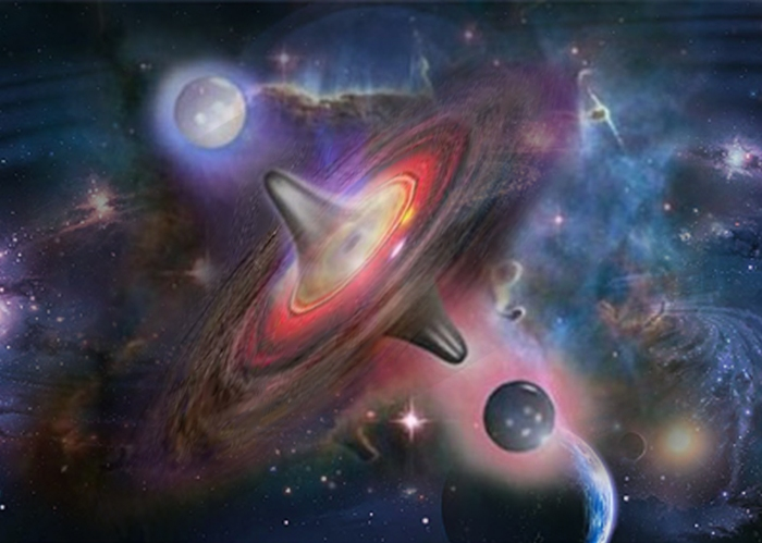 anti universe