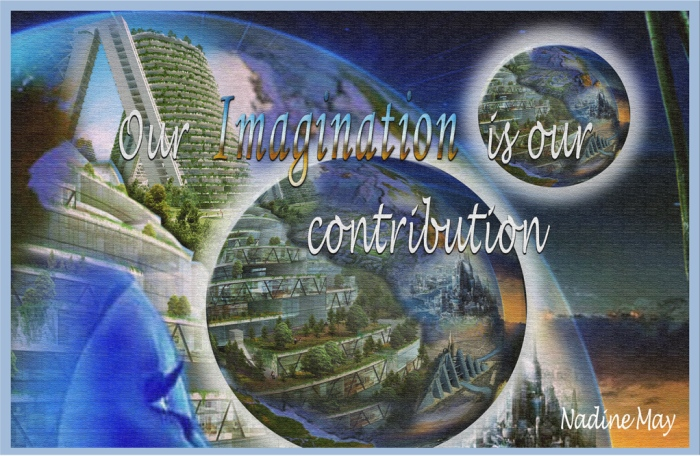 our imagination is our contribution