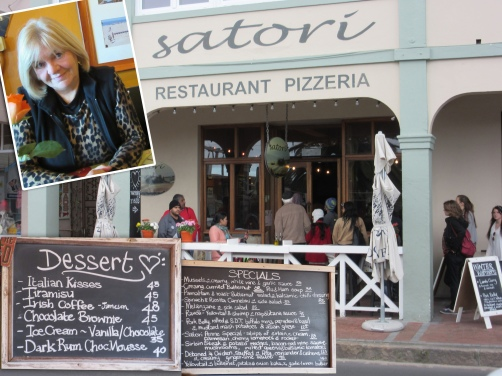 Satori in Kalk Bay